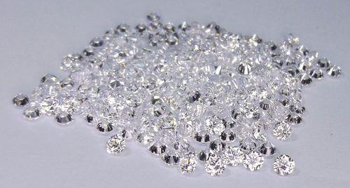 2.3mm 1ct DEF CVD POLISHED DIAMOND