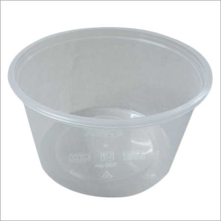 Disposable Plastics Food Packaging Container
