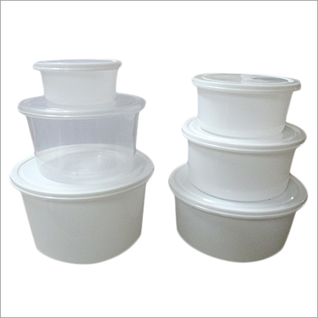 Industrial Plastics Food Packaging Container