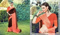 Georgette Ladies Saree