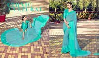 Georgette Latest Fashion Saree