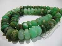 Natural Chrysoprase Far Size beads