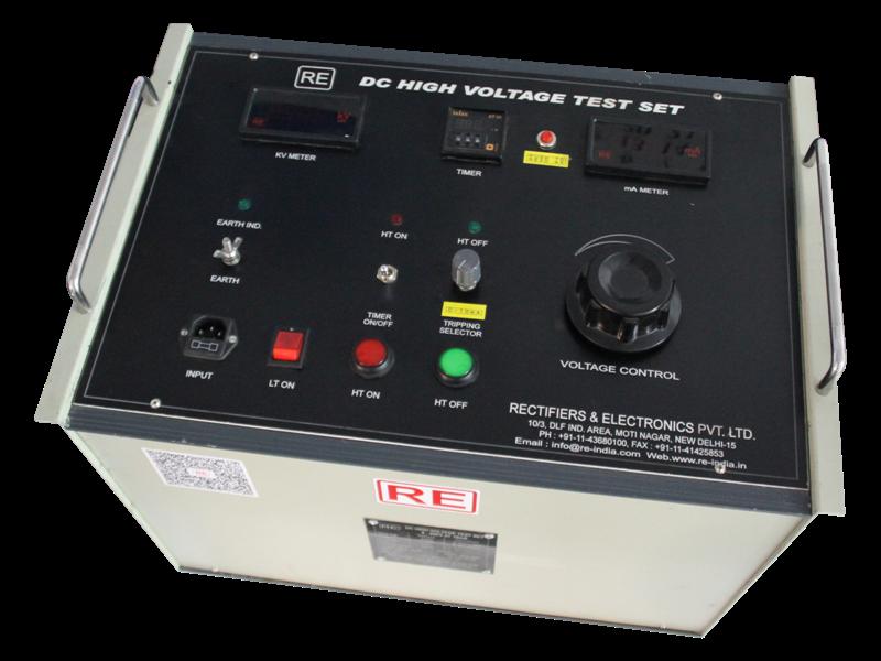 DC Hipot Tester (Portable)