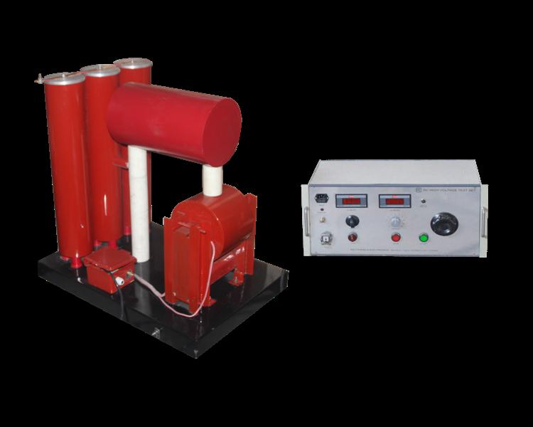 DC High Voltage Test Set  (Stationary)