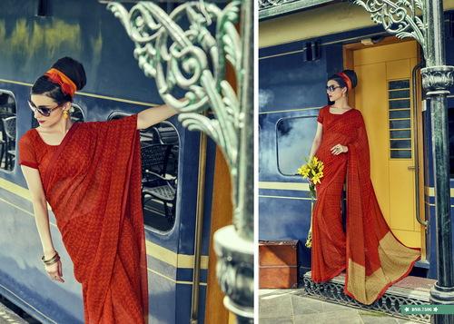 Ladies Latest Fashion Saree