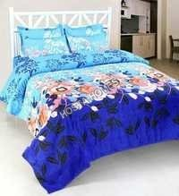 King Size Poly Cotton Bed Sheet