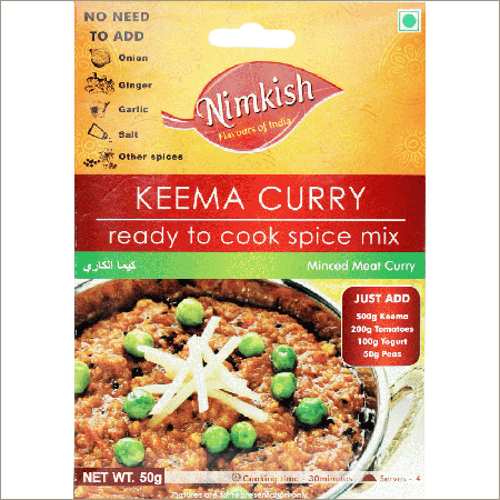 Keema Curry Masala