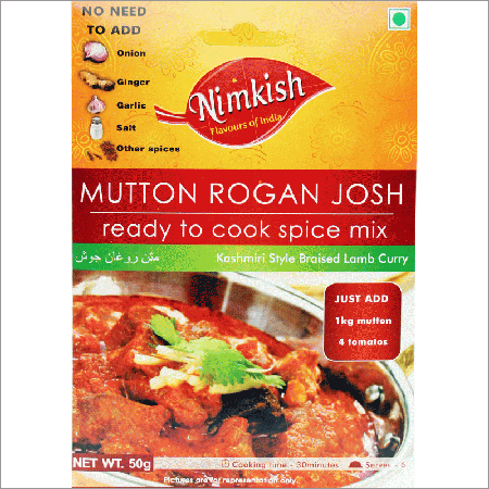 Mutton Rogan Josh Masala