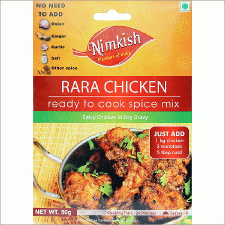 Rara Chicken Masala