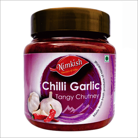 Chilli Garlic Chutney