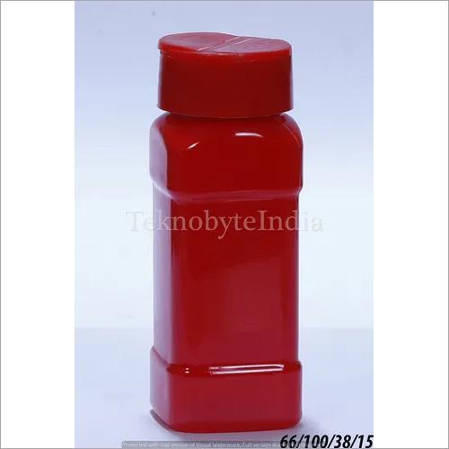 Nutritional Supplement Jar