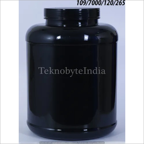 Supplement Plastic Container