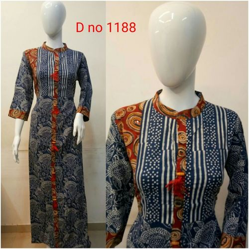 All Color Fashion Party Wear Kurtis