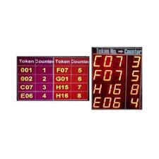 Token Display Boards