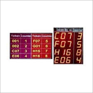 Token Display Boards