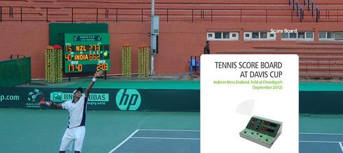 LED Tennis Board