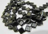 Naturalc Square Shape Faceted Beads