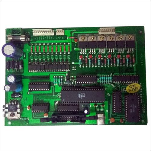 Printing Control Panel PLC