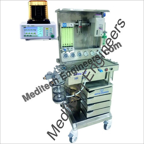 Anesthesia Workstation Model : Fabia 282 SS