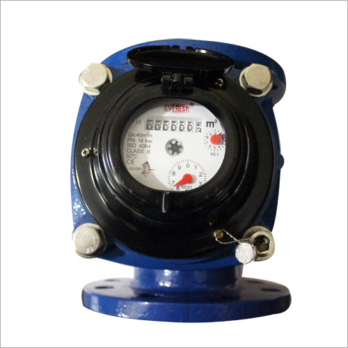 Woltman Type Water Meter 80mm