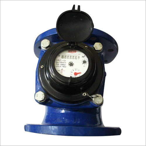 Woltman Type Water Meter 125mm