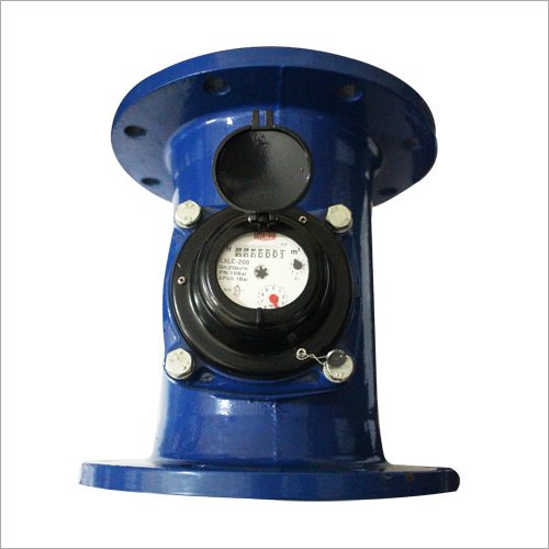 Woltman Type Water Meter 150mm