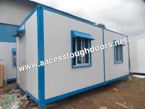 Portable Storage Container Manufacturer Supplier in Hyderabad