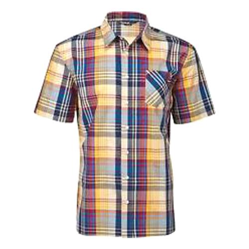 Half Sleeve Check Shirt