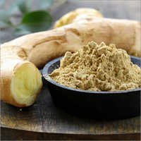 Spray Dried Ginger Powder