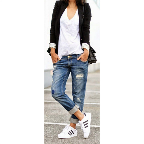 Women Casual Jeans