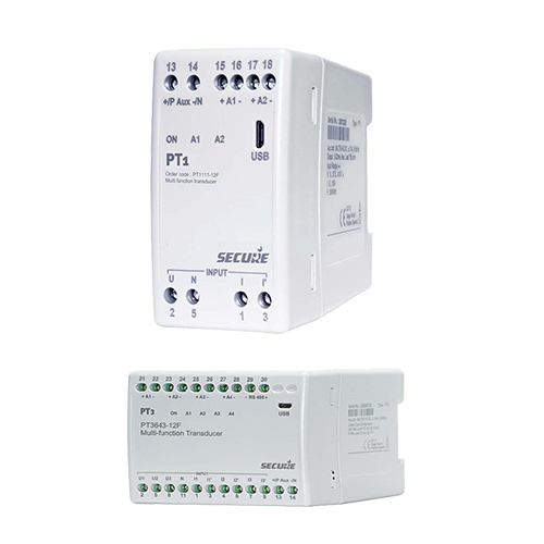 Secure Meter Power Transducers