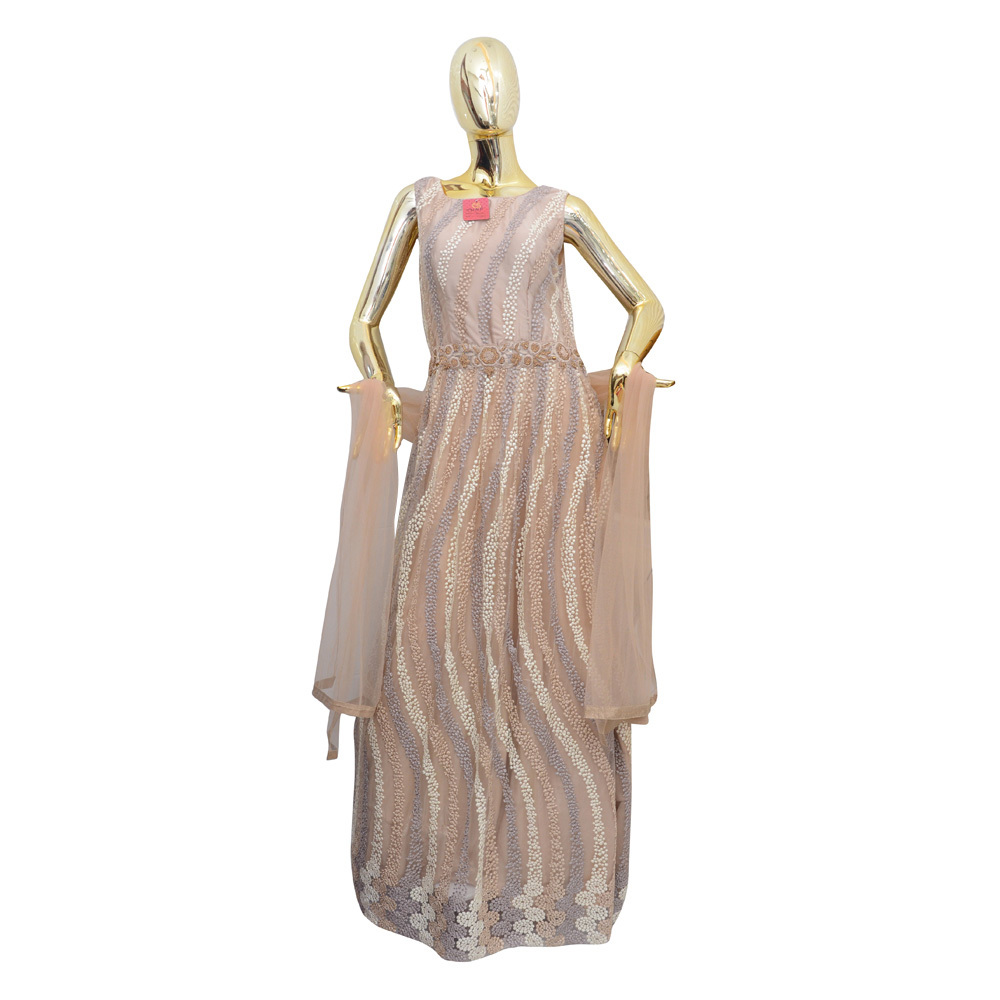 Ladies Gown with Duppata