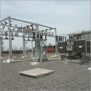 E.H.V. Substation