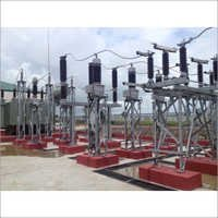 66-33 kV 30 MVA Substation