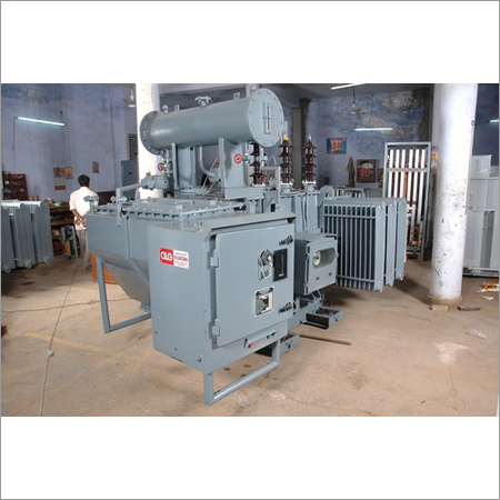 750-KVA Transformer With OLTC