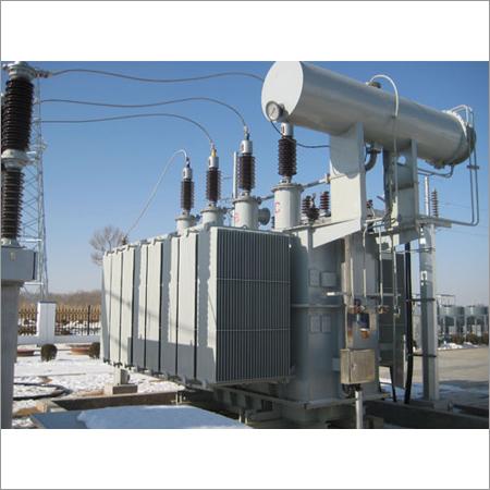 66kV Oil Immersed Power Transformers