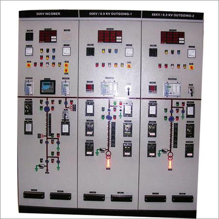 Relay Logic Control Panels