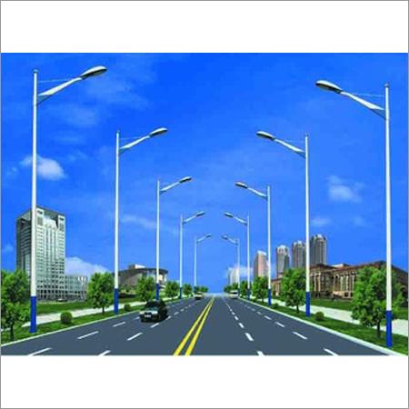Solar Street Lights Pole Design Street Lighting