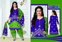 Cotton printed suits bk dolly batik special vol-6
