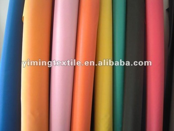 polyester suede fabric