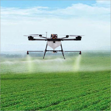 Crop Spraying Drone