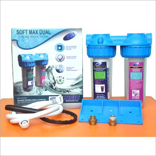 Soft Max Dual Water Softener