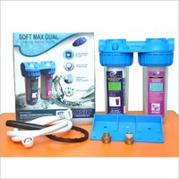 Soft Max Dual Water Softener