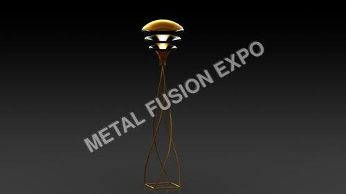 A Mushroom(or Toadstool) Floor Lamp
