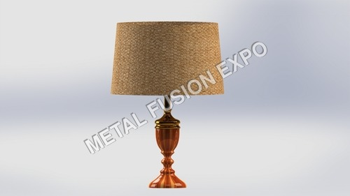 Small Round Size Table Lamp