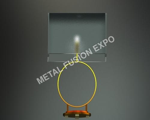 Round Ringing Table Lamp