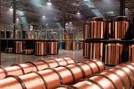Bare Copper Wire Spools