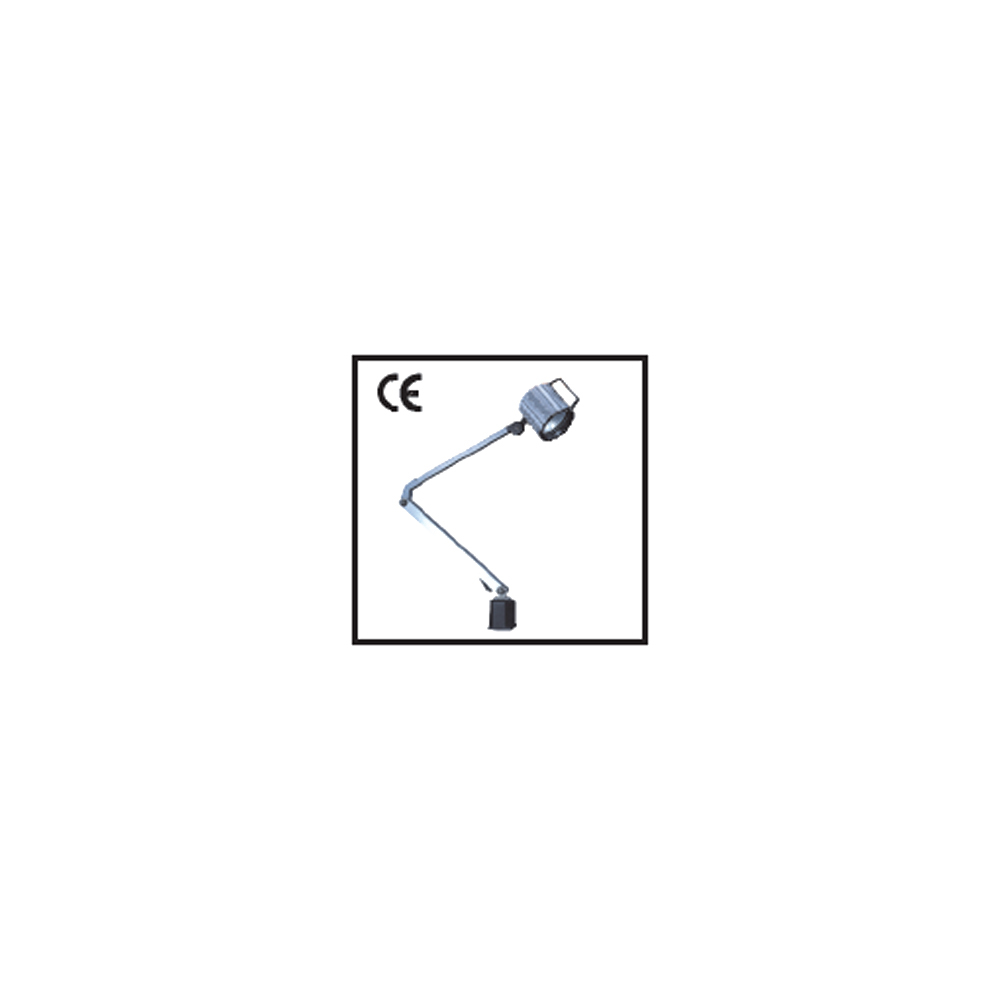 Input 230AC-9 Watts ,In LED Halogen led Machine Lamp With Long Arms