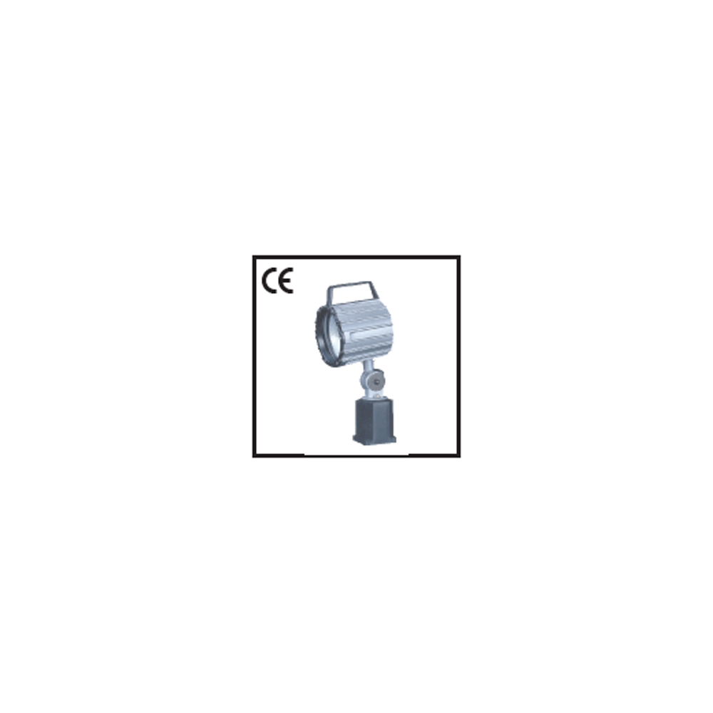 Input 230AC-9 Watts ,In LED Halogen led Machine Lamp With Short Arms
