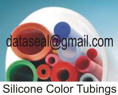 Silicone Color Tubes